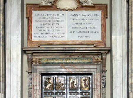 Porta Santa al Santuario SS. Maria di Carpignano – Grottaminarda (AV)