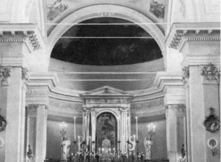 Storia del Santuario – dal 1943 al 1945 –