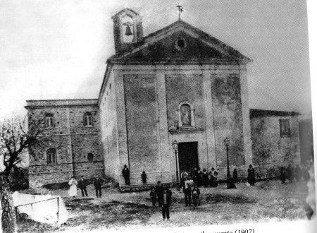 Storia del Santuario – dal 1940 al 1942 –