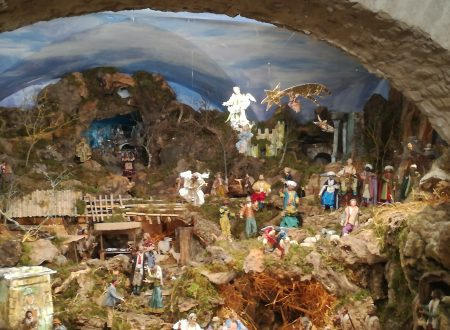 Presepe del Santuario di Carpignano